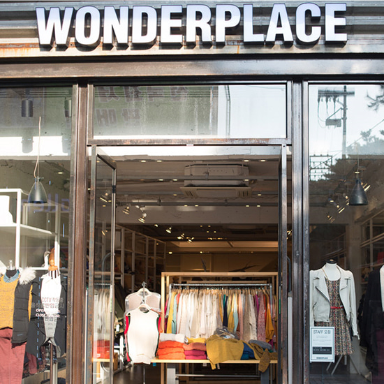 WONDERPLACE / 전주점