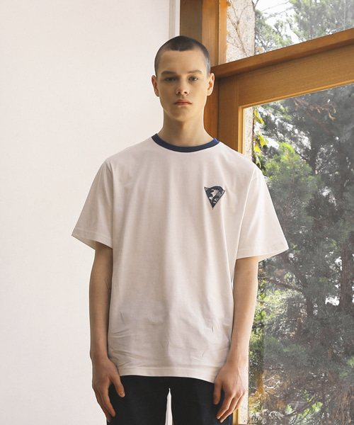 THE WAVE T-SHIRTS / WHITE