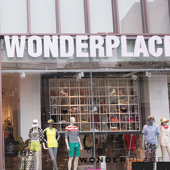 WONDERPLACE / 대구점